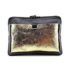 LOEFFLER RANDALL Walker Clutch Cross-Body Bag