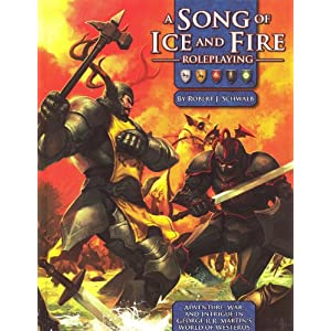 A Song Of Ice And Fire Roleplaying - Robert J. Schwalb