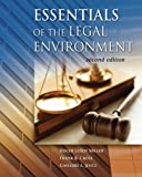 img - for Essentials of the Legal Environment (Advantage Series) book / textbook / text book