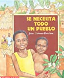 img - for Se Necesita Todo un Pueblo (Spanish Edition) / It Takes a Whole Village to Raise a Child book / textbook / text book