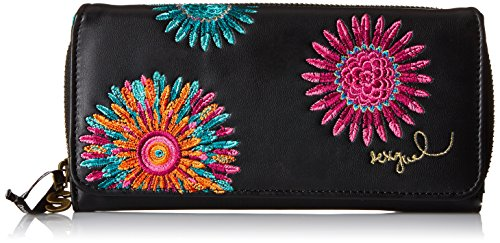 Desigual Maria Far West,  Nero Black (Negro)