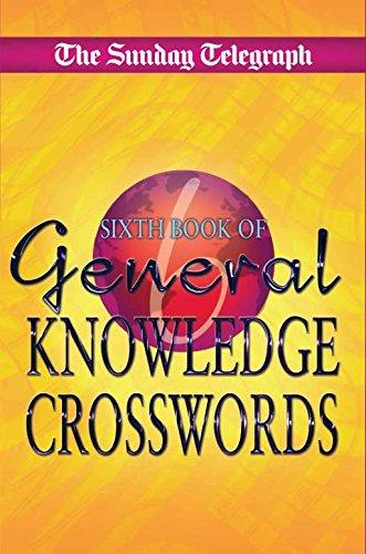 Sunday Telegraph General Knowledge Crosswords 6