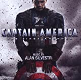 Captain America: The First Avenger (Original Motion Picture Soundtrack) Alan Silvestri