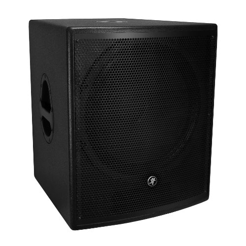 New Mackie | High-Performance S500 Series 1800W 18-Inch Subwoofer, S518S With Integrated Low-Pass Filter For Maximum Punch (18-Inch Subwoofer)