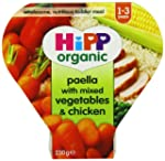 Hipp Organic Paella with Mixed Vegeta...