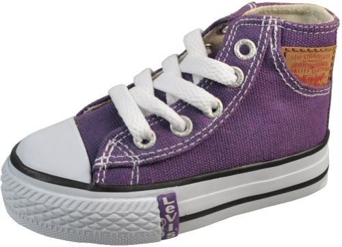 Canvas Toddler Shoes front-763994