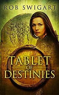 Tablet Of Destinies: Lisa Emmer Historical Thriller #2 by Rob Swigart ebook deal