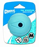 Chuckit! Medium 2.5 in. The Whistler Ball Dog Toy, 1 pack