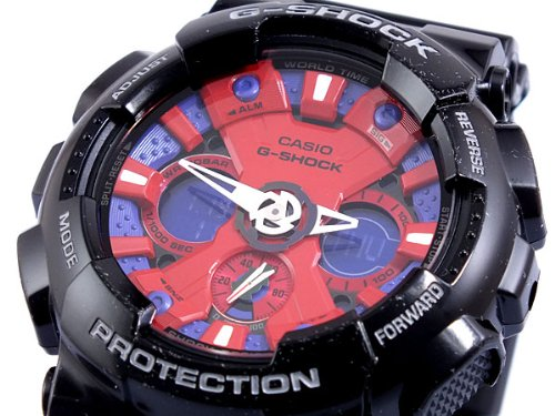 Casio CASIO G shock g-shock de Diana watch GA 120B-1 A parallel imported goods