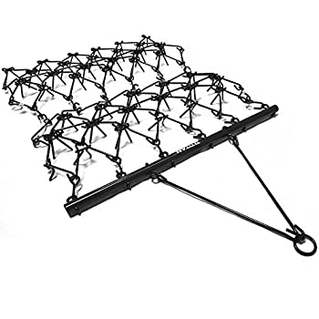Titan 4.5 x 5 Heavy Duty Drag Harrow Leveling Grading Steel Mesh