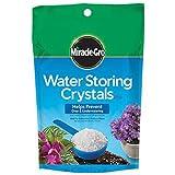 Miracle-Gro Water Storing Crystals, 12-Ounce (Color: Original Version, Tamaño: 12 OZ)
