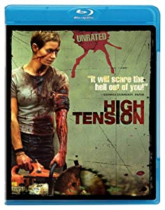High Tension [Blu-ray] (Version française) [Import]