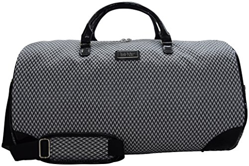 nicole-miller-new-york-kristina-collection-barrel-satchel-silver-black