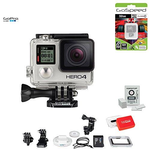 GoPro-Hero4-Hero-4-12MP-Full-HD-4K-30fps-1080p-120fps-Built-In-Wi-Fi-Waterproof-Wearable-Camera-Black-Adventure-32GB-Edition-Wave