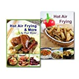 Paul Brodel Hot Air Frying Recipe Cookbook Collection By Paul Brodel Set, (Hot Air Frying & Hot Air Frying & More)