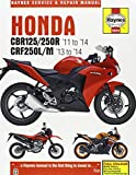 Matthew Coombs Honda CBR125/250R & CRF250L/M Service and Repair Manual: 2011-2014 (Haynes Service and Repair Manuals)