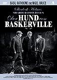 DVD Cover 'Der Hund von Baskerville