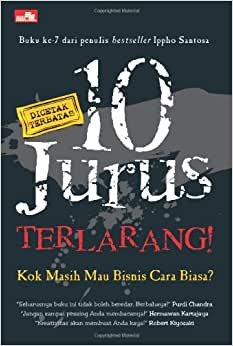 10 Jurus Terlarang (Indonesian Edition)