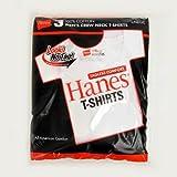 Hanes ヘインズ レッドパック クルーネックTシャツ 白無地 3枚組 Lサイズ