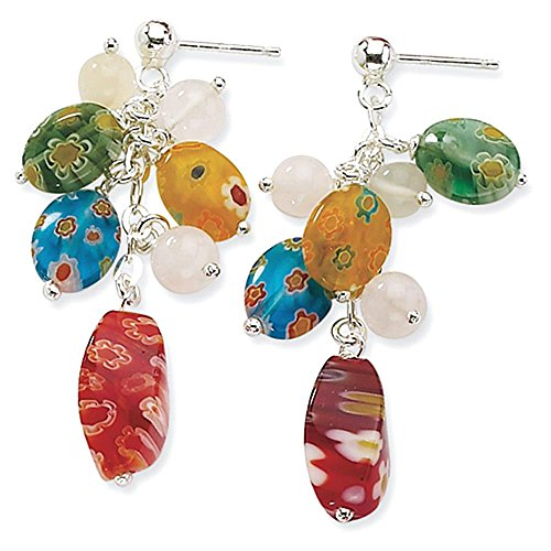 sterling-silver-kung-sei-beads-quartz-earrings