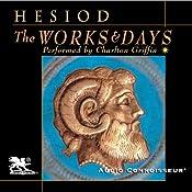 The Works and Days | [Hesiod, Richmond Lattimore (translator)]