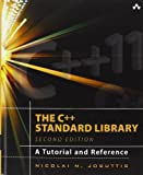img - for The C++ Standard Library: A Tutorial and Reference (2nd Edition) by Josuttis, Nicolai M. (2012) Hardcover book / textbook / text book