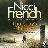 Thursday's Children: A Frieda Klein Novel, Book 4 (audio edition)