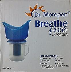 Dr Morepen Breathe Free Vaporizer VP06