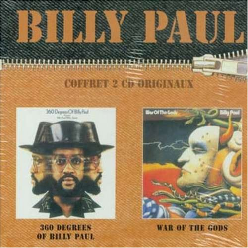 Billy Paul - 360 Degrees/War Of The Gods - Zortam Music