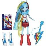 My Little Pony - Equestria Girls - Rainbow Rocks - Deluxe - Rainbow Dash - Poupée 23 cm