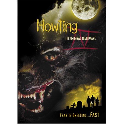 Howling IV: The Original Nightmare [Reino Unido] [DVD]