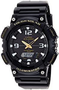 Casio Sports Black Watch AQS810W-1B