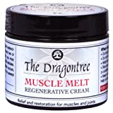 Dragontree Muscle Melt Regenerative Cream   Natural Pain Reliever