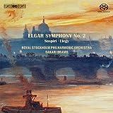 エルガー : 交響曲第2番 | 「ため息」 | 「悲歌」 (Elgar : Symphony No.2 , Sospiri , Elegy / Royal Stockholm Philharmonic Orchestra , Sakari Oramo) [SACD Hybrid] [輸入盤]