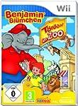 Benjamin Bl�mchen - T�r��� im Zoo - [...