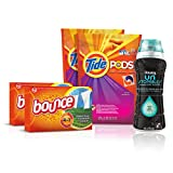 Tide Amazing Laundry Bundle (68 Loads)