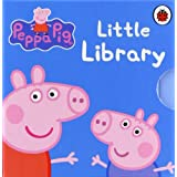 Peppa Pig: Little Libraryby Ladybird