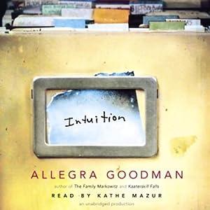 Intuition   [Allegra Goodman]