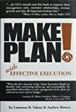 img - for Make Plan! With effective execution book / textbook / text book