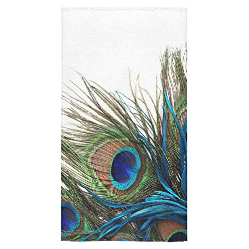 Mandala Peacock Feather Beach Bath Towels Bathroom Body Shower Towel Bath Wrap For Home