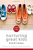 img - for NIV, Once-A-Day Nurturing Great Kids Devotional, Paperback: 365 Practical Insights for Parenting with Grace book / textbook / text book