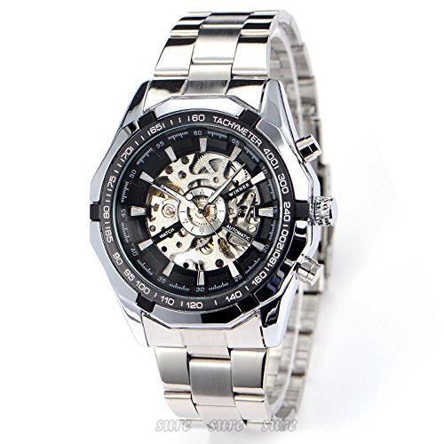 Skeleton Automatic Watch