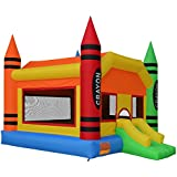 Cloud 9 The Crayon Bounce House