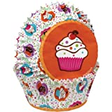 Wilton Standard Baking Cups Cupcake Party 75-Pack