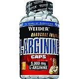 Weider Supplement L-Arginine Capsules - 138 g Neutral Comparison-image