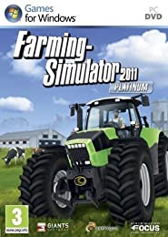 Farming Simulator 2011 - édition platinum