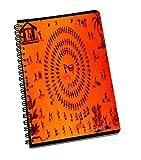 Imprimer ethnique cahiers spiralés Journal Cahiers Jotter Diary Cadeaux Pour Lui...