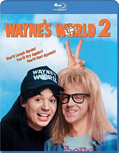 Blu-ray : Wayne's World 2 (Widescreen, AC-3, True-Hd)
