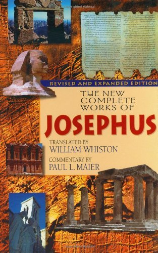 Complete Works of Josephus, Flavius: Wars of