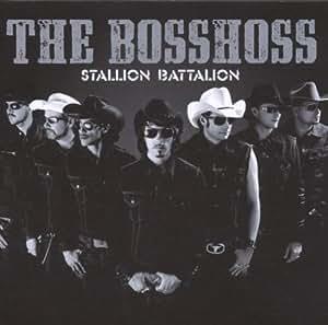 Stallion Battalion (Ltd.Deluxe Edt.) (CD+DVD)